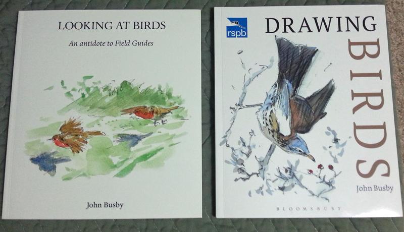 Drawing Birds, John Busby